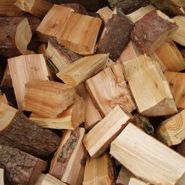 Firewood Bristol: Mixed Seasoned Softwood Logs